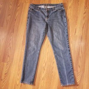 Michael Kors Skinny Jeans size 10